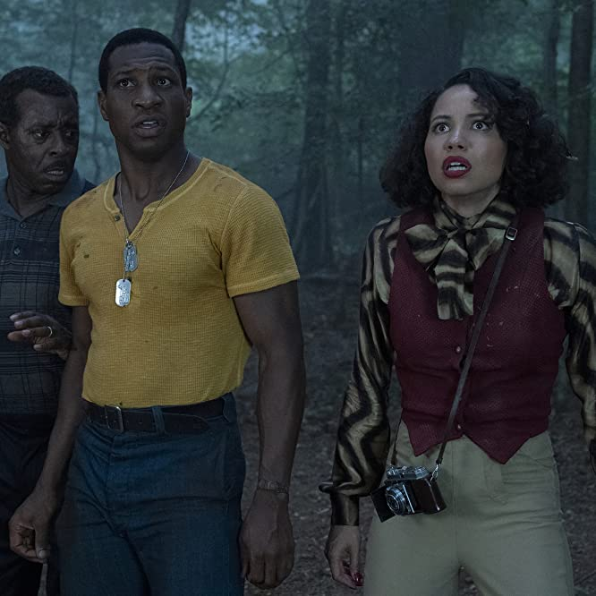 Courtney B. Vance, Jurnee Smollett, and Jonathan Majors in Lovecraft Country (2020)