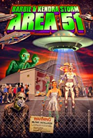 Robin Sydney and Cody Renee Cameron in Barbie & Kendra Storm Area 51 (2020)