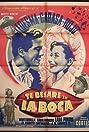 Te besaré en la boca (1950) Poster