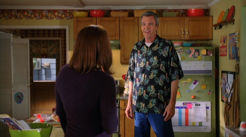 The Middle (Una Familia Modelo) 7×03 – La camisa