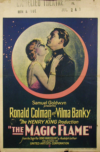 The Magic Flame (1927)