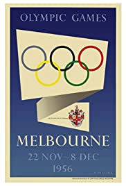 Melbourne 1956: Games of the XVI Olympiad Poster