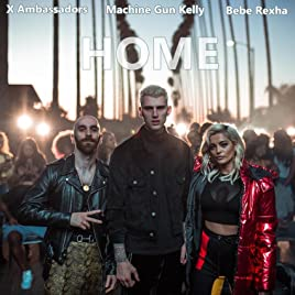 machine gun kelly feat x ambassadors bebe rexha home video 2017 rh imdb com