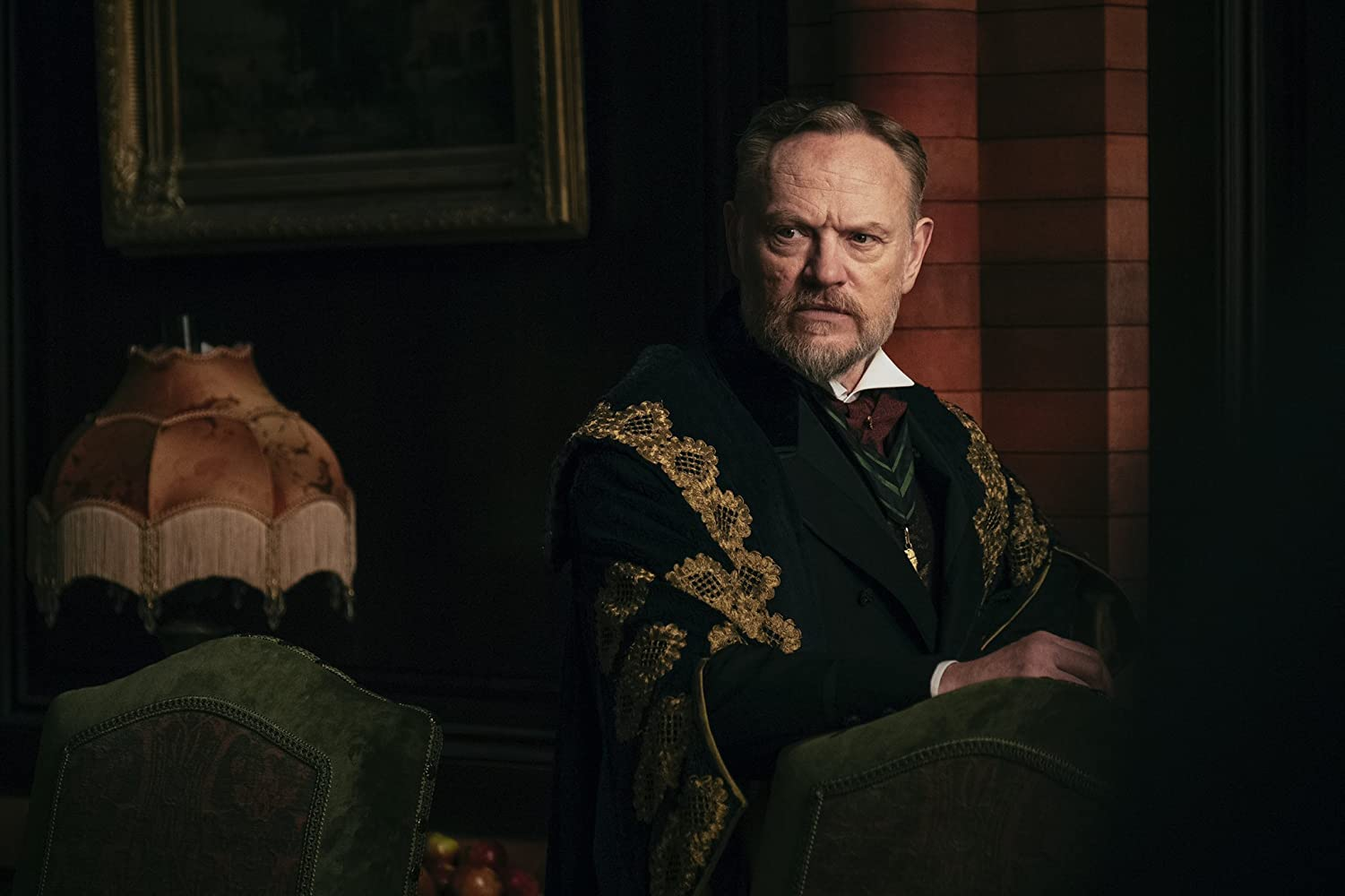 Jared Harris in Carnival Row (2019)
