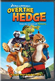 Meet the Cast of 'Over the Hedge' Poster