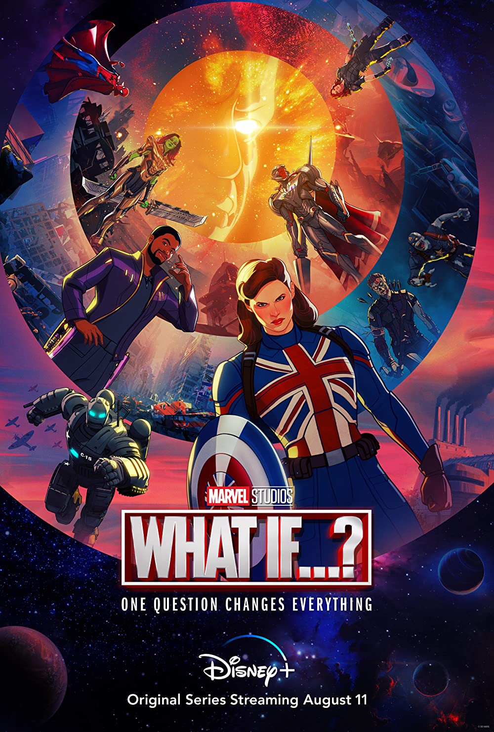 What If 2021 S01E06 English 720p DSNP HDRip MSub 163MB Download