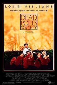 Robin Williams in Dead Poets Society (1989)
