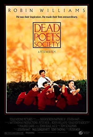 Where to stream Dead Poets Society