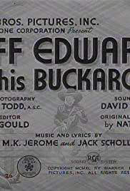 Cliff Edwards and His Buckaroos Poster