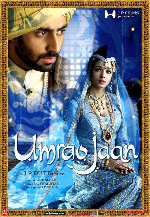 Umrao Jaan 2006 Hindi 600MB HDRip Download