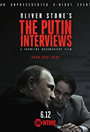 The Putin Interviews Poster