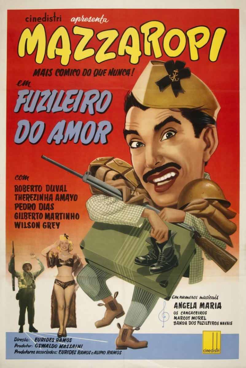 Fuzileiro do Amor (1956)