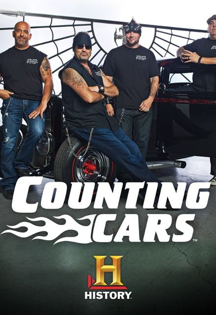 Counting Cars Tv Series 2012 Imdb