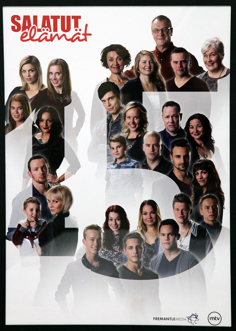 Salatut elämät (TV Series 1999– ) - IMDb