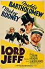Lord Jeff (1938) Poster