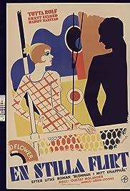 A Quiet flirt Poster