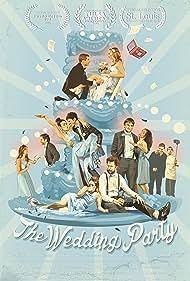 Joel Johnstone, Brian Thomas Smith, Blake Lee, Meg Cionni, Allison Paige, James Lentzsch, Molly Burnett, Ziah Colon, Moses Storm, Kat Palardy, and Pete Ploszek in The Wedding Party (2016)