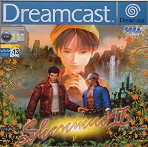 Movies divx free download Shenmue II by Yu Suzuki [QHD]