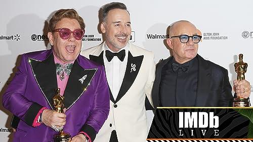 Elton John's 2020 Oscar Win Left Him 'Lost for Words' video