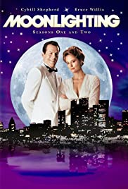 Moonlighting Poster - TV Show Forum, Cast, Reviews