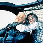 Mark Hamill and Bob Peck in Slipstream (1989)