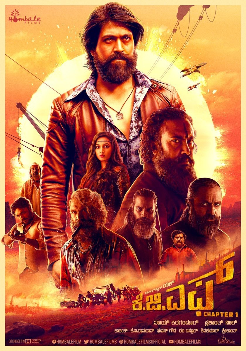 Kgf Chapter 1 2018 Photo Gallery Imdb