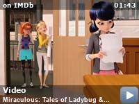 Miraculous Tales Of Ladybug Cat Noir Tv Series 2015 Imdb