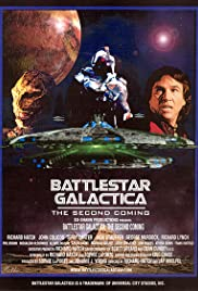 Battlestar Galactica: The Second Coming Poster