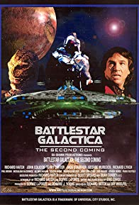 Primary photo for Battlestar Galactica: The Second Coming