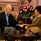 Roseanne Barr and George Martin in The Roseanne Show (1997)