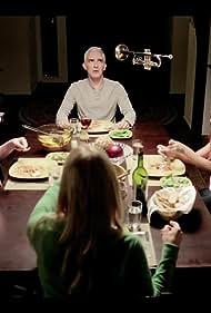 Lauren Bowles, Patrick Fischler, Jacob Zelonky, and Vallyn Rain in Haunted Trumpet (2013)