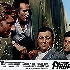 Jean-Claude Brialy, Bruno Cremer, François Périer, and Michel Piccoli in 1 homme de trop (1967)