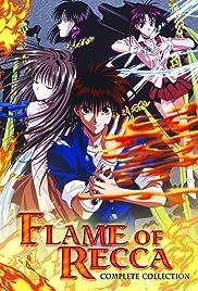 Flame of Recca Poster - TV Show Forum, Cast, Reviews