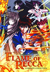 Flame of Recca in hindi download free in torrent