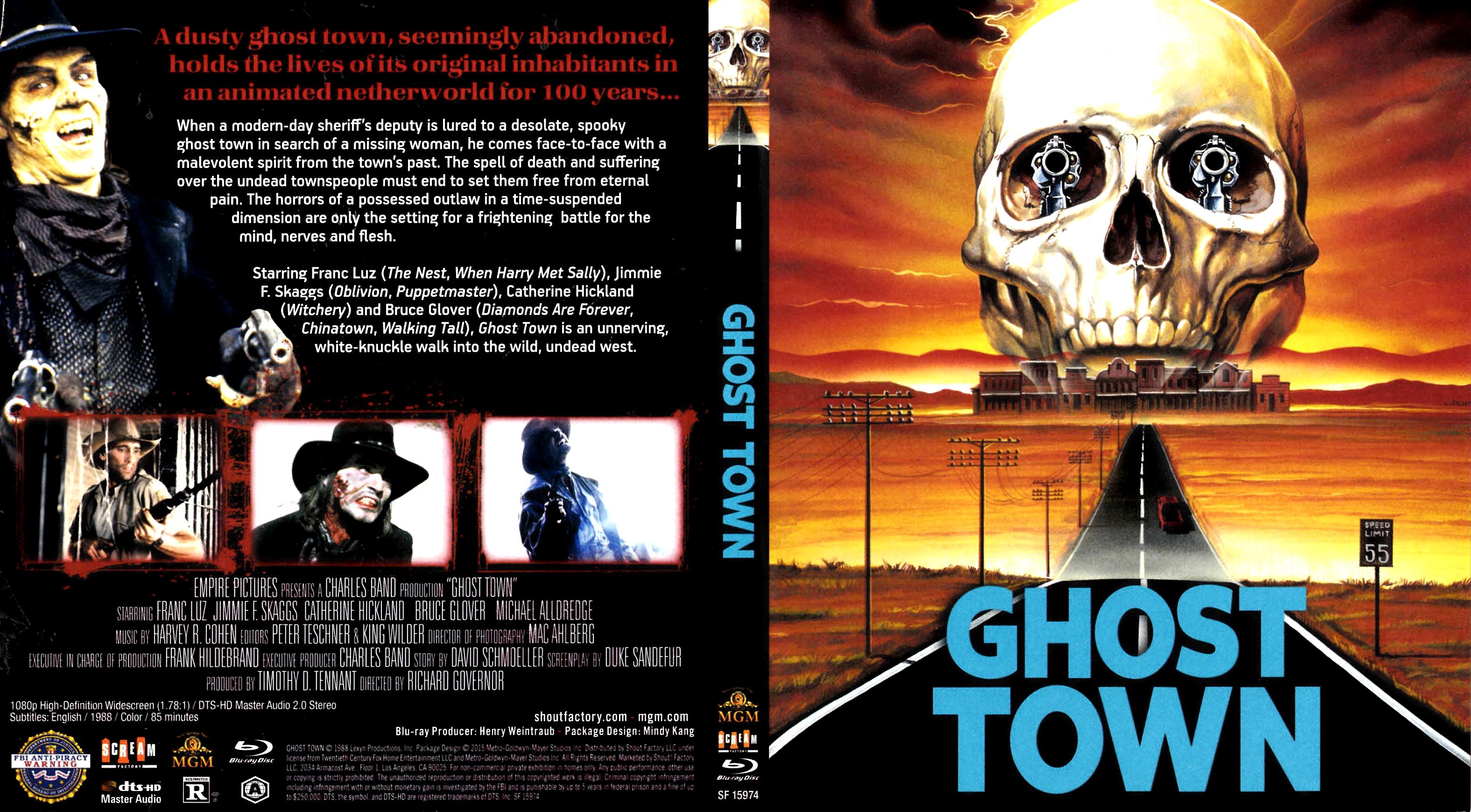 Ghost Town (1988) - Photo Gallery - IMDb