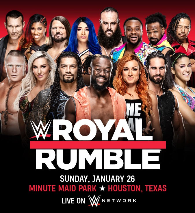 wwe royal rumble 2020 full match