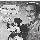 Walt Disney in Steamboat Willie (1928)