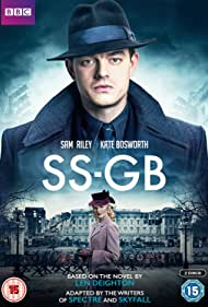 Kate Bosworth and Sam Riley in SS-GB (2017)