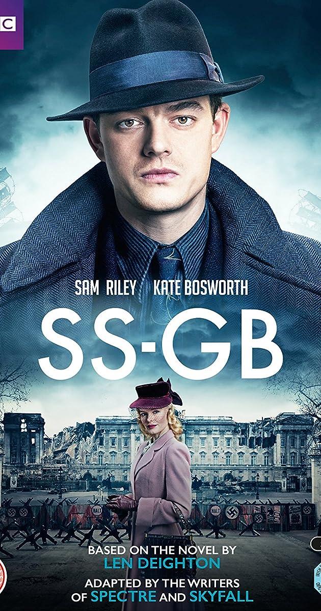 SS-GB (TV Mini-Series 2017) - IMDb