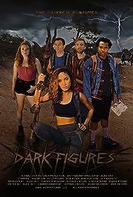 Otis Bassett, Kelly McCart, Shelby Lyn, Ben Scattone, Dan Nufer, and Vince Rodriguez in Dark Figures (2020)