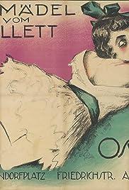 The Ballet Girl Poster