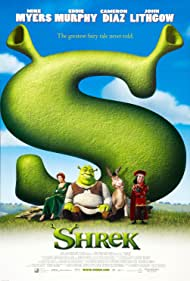 Cameron Diaz, Mike Myers, Eddie Murphy, and John Lithgow in Shrek (2001)