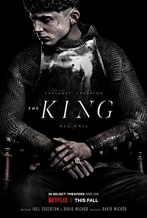 The King Netflix Full Movie in Hindi (2019) Download | 480p (300MB) | 720p (1GB)