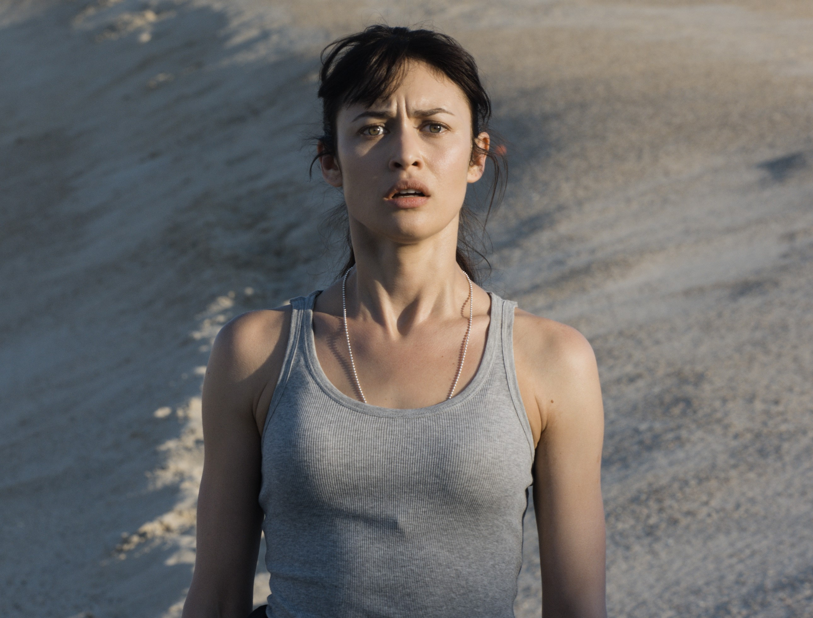 Olga Kurylenko in Oblivion (2013)
