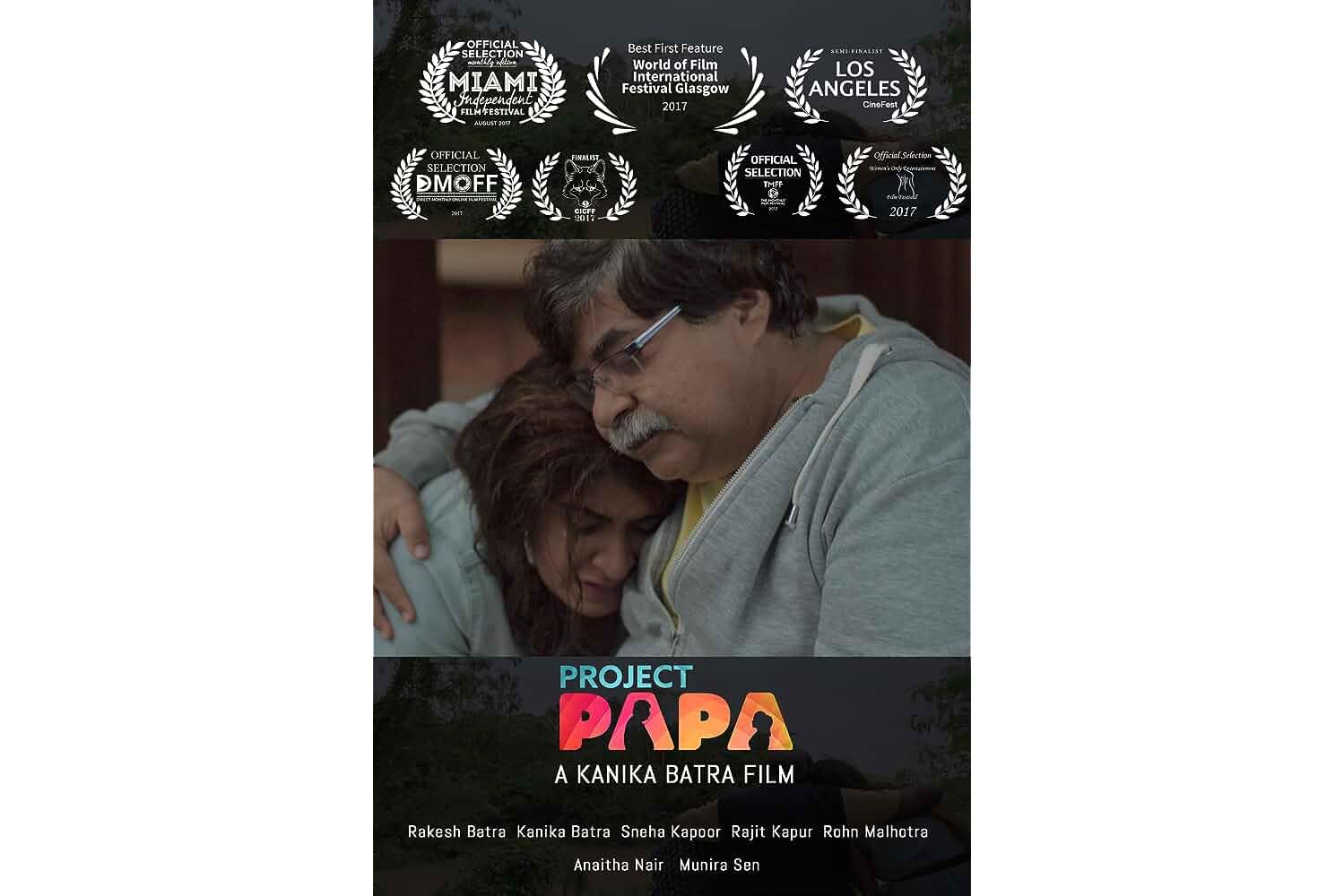 Project Papa (2018)