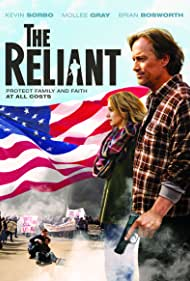 Kevin Sorbo, Brian Bosworth, and Mollee Gray in The Reliant (2019)