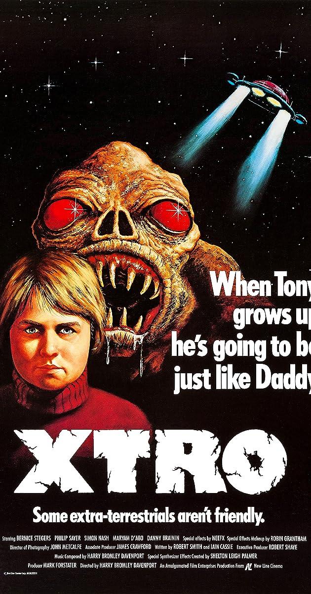 Subtitle of Xtro