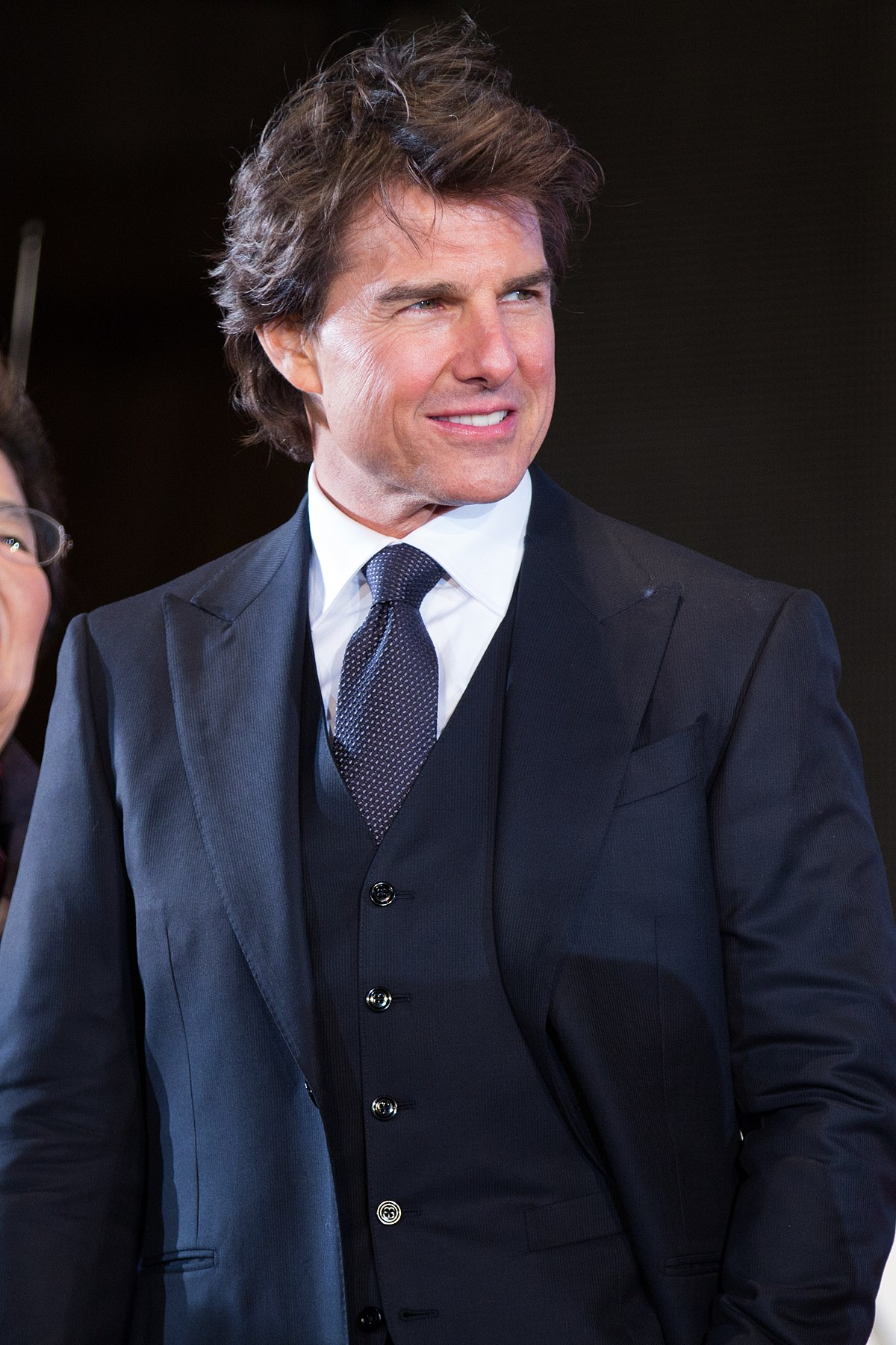 Tom Cruise at an event for Jack Reacher: Never Go Back (2016)