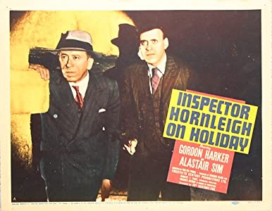 Inspector Hornleigh on Holiday Eugene Forde