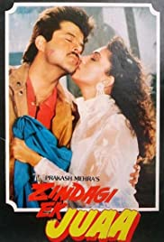 Zindagi Ek Juaa Poster